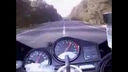 Honda Cbr 9 0 0 Rr Fireblade - 1 9 9 8 carrera libre.