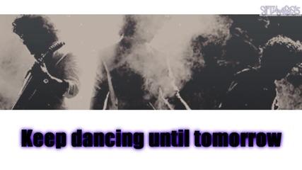 |бг Превод| Jonas Brothers - Dance Until Tomorrow
