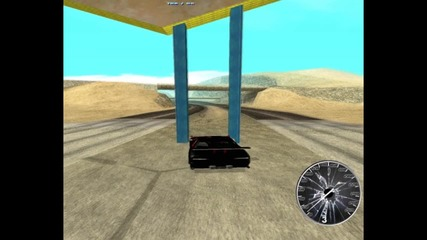 1 Minute Cool Driftcircle - Sf Airport , Area69, Driftcircle4 ! : ]