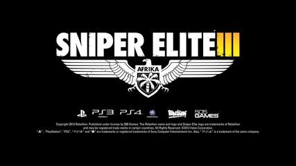 Sniper Elite 3 - Official