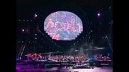 Johnny Hallyday ~ Que je t`aime 1998 live symphonique