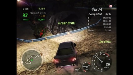 need for speed gameplay