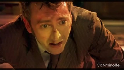 The Doctor's Theme Tenth Doctor Tribute - Goodbye Tennant