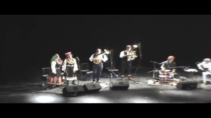 Goran Bregovic - Ederlezi - (LIVE) - (Chile 2010)