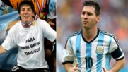 10 известни футболиста преди тяхната слава