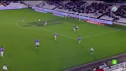 Racing Santander 1 - 0 Deportivo