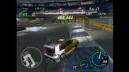 Nfsu2 Stadium Drift 2 - Cool Drift !