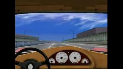 Panoz Roadster Top Speed 180km/h Midtown