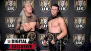 Pretty Deadly have a question for the NXT UK Universe: WWE Digital Exclusives, Sept. 16, 2021