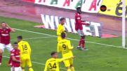 Хебър - ЦСКА 0:3 /първо полувреме/