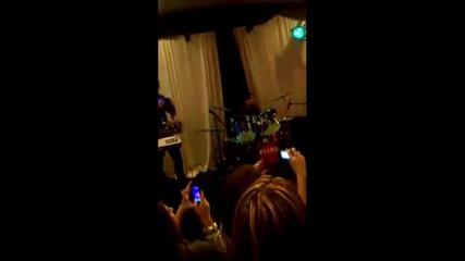 Indira Radic - American tour - (Chicago 2011)