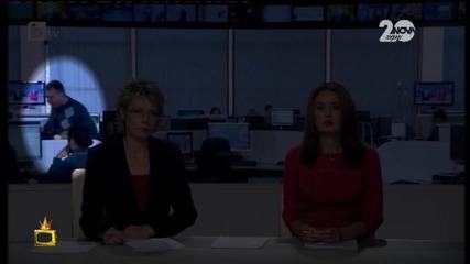 Какво се случва зад витрините на нюзрум-а на БТВ - Господари на ефира (27.11.2014)
