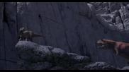 Дисни Динозавър- Карнотавър Срещу игуанодони