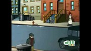 TMNT Back To The Sewers S7.ep6 Part 1