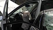Две коли се удариха в София, има ранени