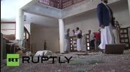 Yemen: Explosion hits Ismaili mosque, IS claim responsibility *GRAPHIC*