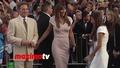 Силвестър Сталоун с феновете си на премиерата на филма си Непобедимите 3 (2014)
