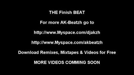Ak-beatzh - Making of Hip Hop Beat on Reason 4