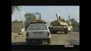Us Tank Crush Civil Car