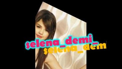 selena gomez ( tozi klip e napraven ot the wish mine )