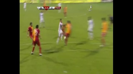 Besiktas 2 - 0 Galatasaray 30.04.2011