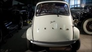 1956 Isetta Velam - тест драйв