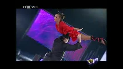 Нед и Николета - Хип Хоп Vip Dance