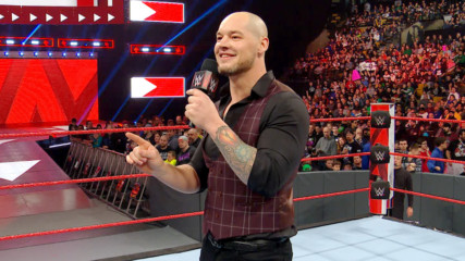 Baron Corbin berates the WWE Universe during a commercial break: WWE.com Exclusive, March 25, 2019