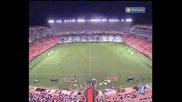 Ужасна Буря На Футболен Мач