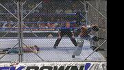 Rey Mysterio vs. Eddie Guerrero – Steel Cage Match: SmackDown, Sept. 9, 2005 (Full Match)