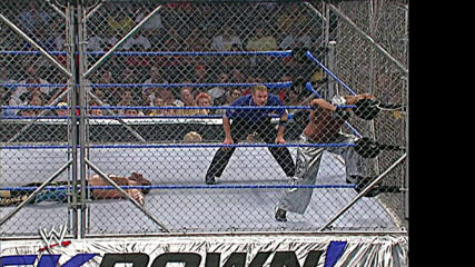 Rey Mysterio vs. Eddie Guerrero – Steel Cage Match: SmackDown, Sept. 9, 2005 (Full Match)