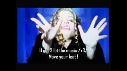 U Got 2 Let The Music - Cappella