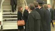 France: Putin arrives in Paris for WWI centenary commemorations