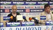 Рамос: Феновете тук са по-луди от кипърските, щастлив съм в Левски