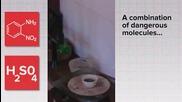 Най - дивите химични експерименти в науката!