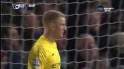 Уест Хем Юнайтед - Манчестър Сити 2:2 /Висша Лига, 23-ти кръг/