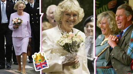 Вижте как е изглеждала младата Камила, днес съпруга на принц Чарлз
