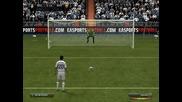 Real Madrid - Barcelona #1 Дузпи - Fifa 13