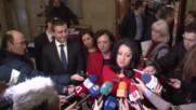 Павлова: Солени санкции за снегопочистващите фирми, ако пестят от сол