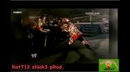 Shawn Michaels - Stricken [rattle snak3]