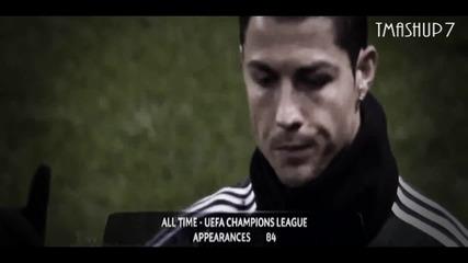 Cristiano Ronaldo - Wherever You Will Go || Vs Man City ft Charlene Soraia / 2013