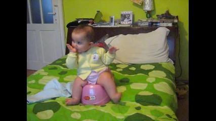 Бебе фен на Константин