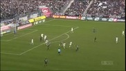 27.02.2010 г. Борусия Мьонхенгладбах - Фрайбург 1 - 1