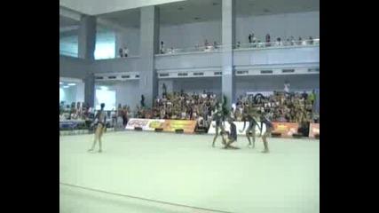 Златните Момичета на България(топки)- Подготовка за Олимпиадата-2012