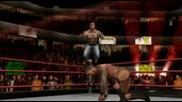 Raw vs Smackdown 2010
