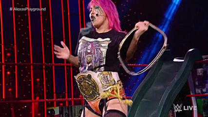 Asuka steps inside Alexa Bliss' playground: Raw, Jan. 18, 2021
