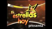 """(превод) Christian Chavez отговаря на въпроси за """"estrellas hoy"""" - 1 част"""