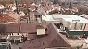 КАДРИ ОТ ДРОН: Най-старата частна пивоварна в Чехия