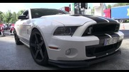 745hp Ford Mustang Shelby Gt500 Svt Ford Racing Exhaust