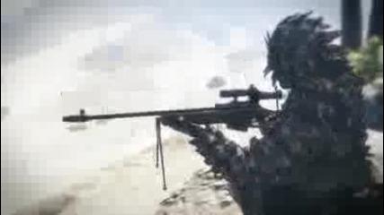 Battlefield Bad Company 2,  Trailer